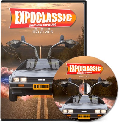 DVD oficial Expoclassic 2015